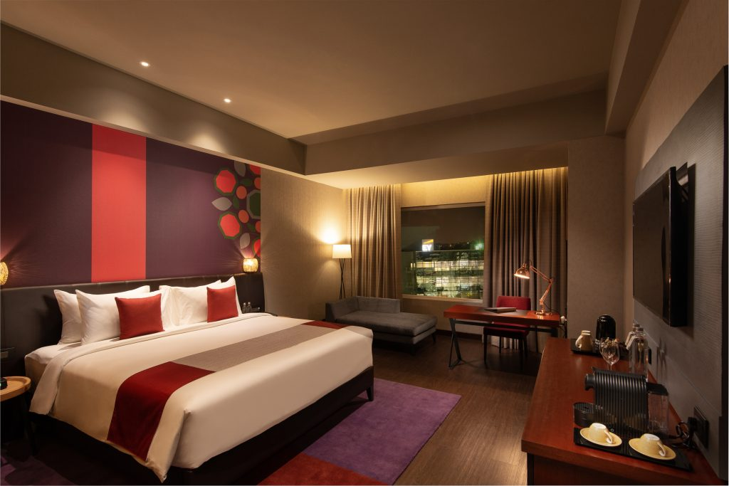 Room Deluxe King Accor opens second Grand Mercure in Bengaluru