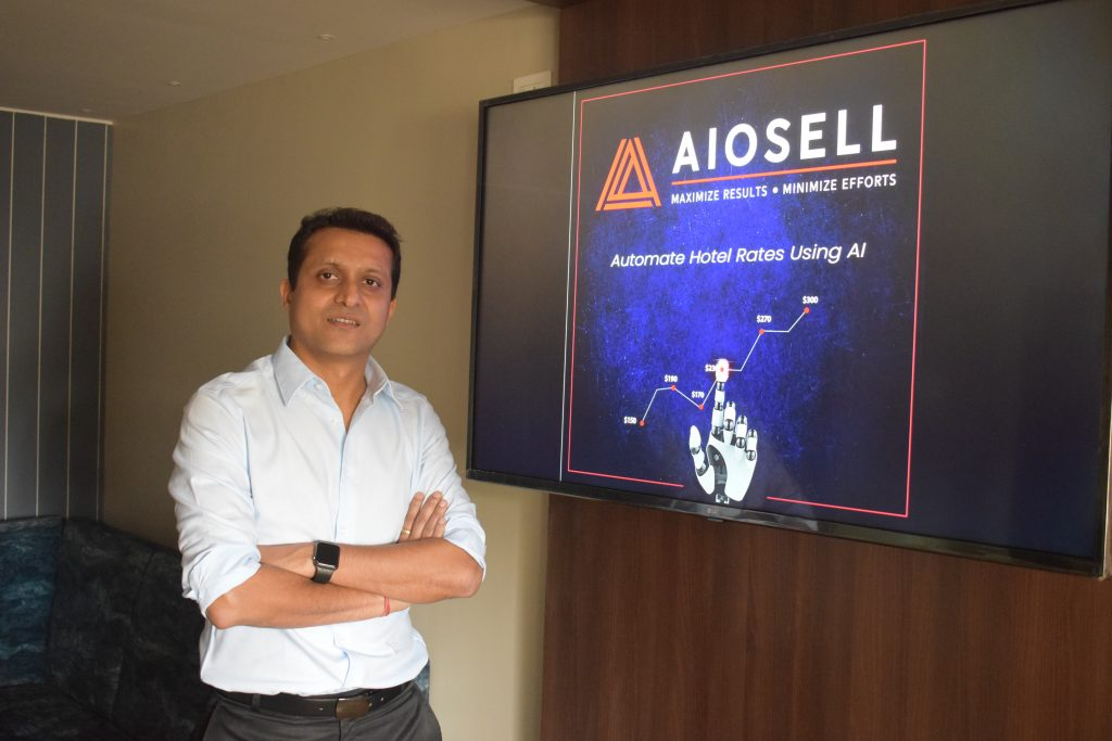Siddharth Goenka CEO and Co Founder Aiosell 2 Octave Hotels expand from 7 to 11 properties across Bangalore