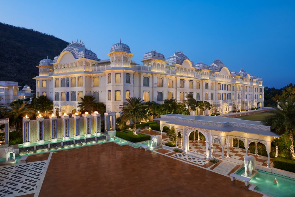 The Leela Palace Jaipur The luxury Leela Palace Jaipur debuts in Rajasthan