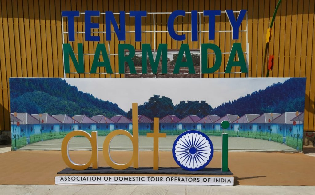 WhatsApp Image 2021 02 12 at 14.40.24 ADTOI 10th Annual Convention-cum-Exhibition takes place in Kevadia Gujarat