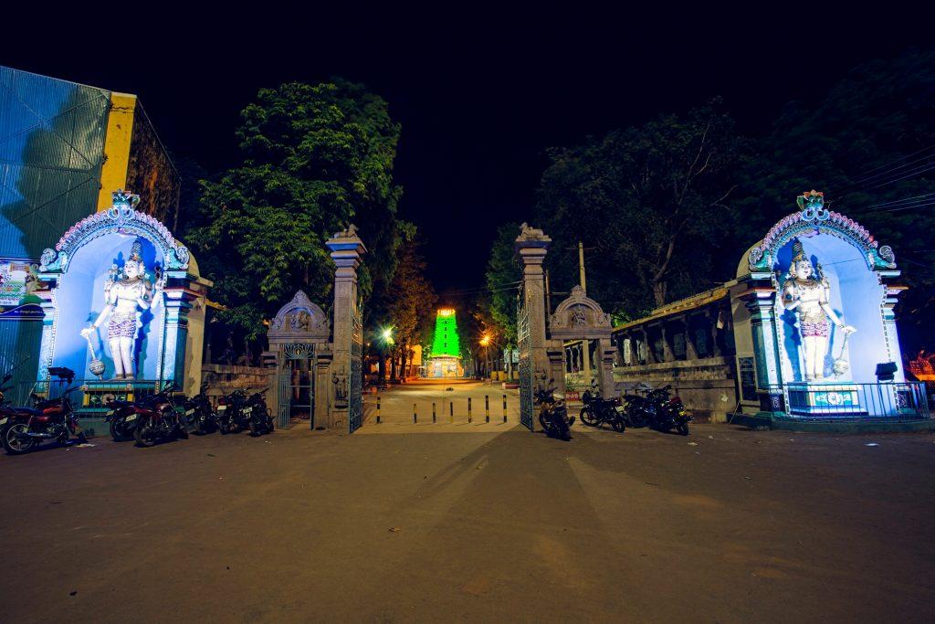 13 1 Divinely magical Srisailam temple in Andhra Pradesh