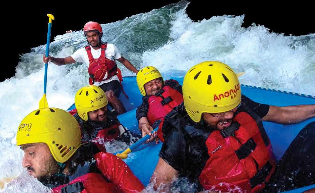 Adventure travel in Gujarat