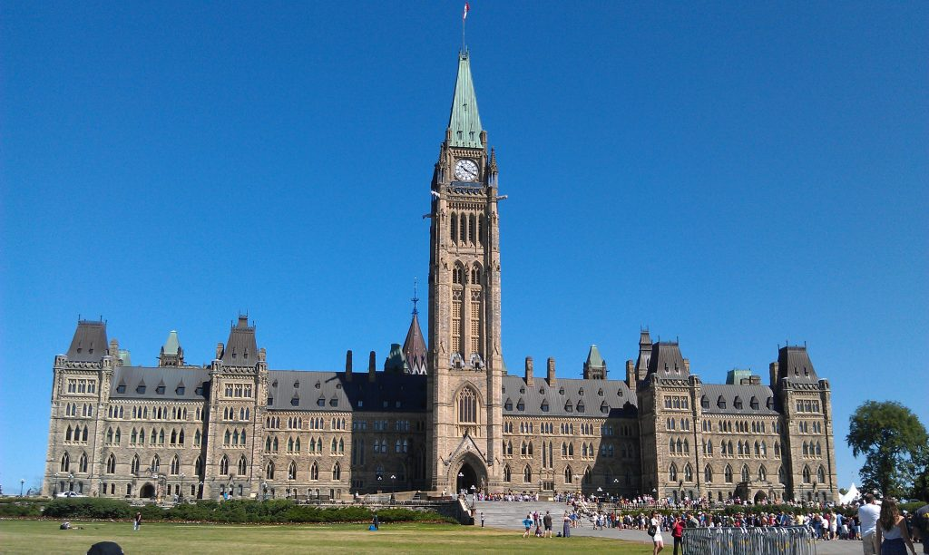 Canada1 5 Most Famous Clock Towers Of The World