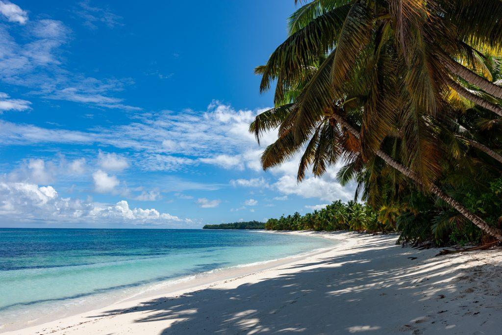 Desroches Island. Photo credit - Paul Turcotte