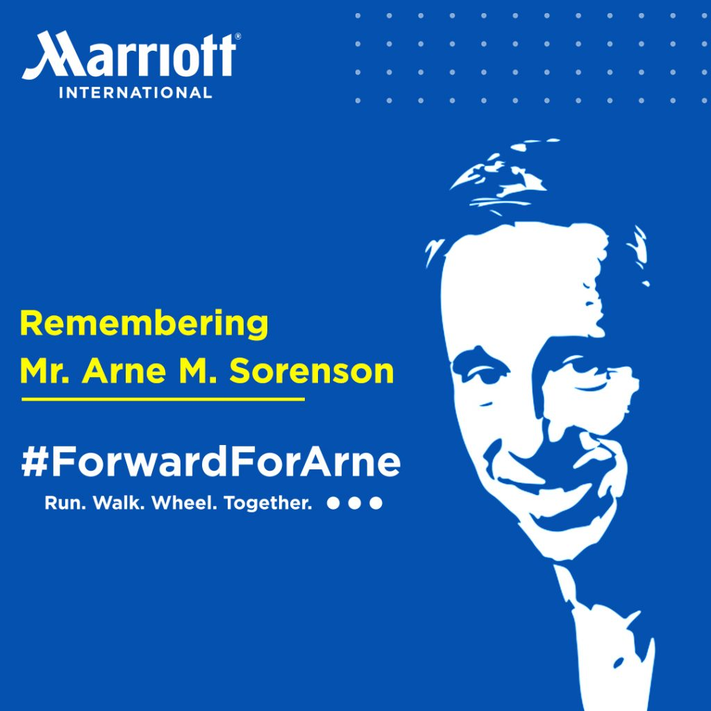 #ForwardForArne