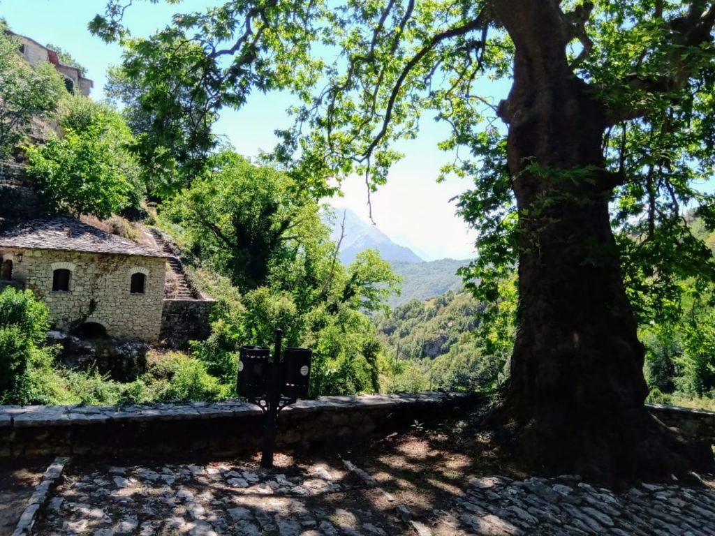 Gavin syros A road trip up the mountain village Syrrako in Greece