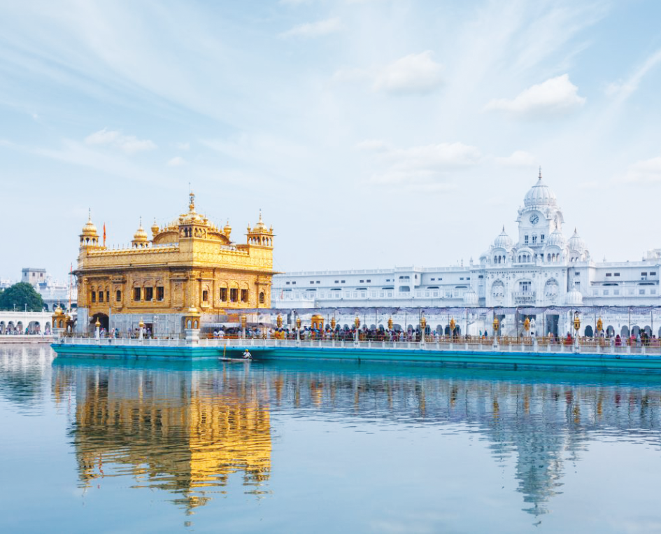 Golden Temple Top 6 ancient monuments to visit in India