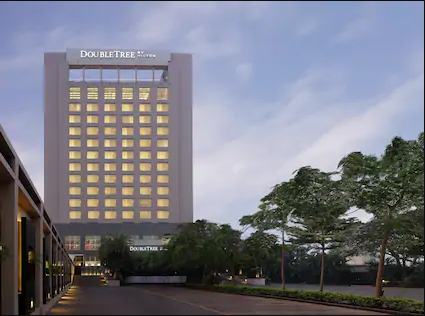 Hilton Chinchwad Vinay Nair appointed new General Manager at DoubleTree by Hilton Pune - Chinchwad