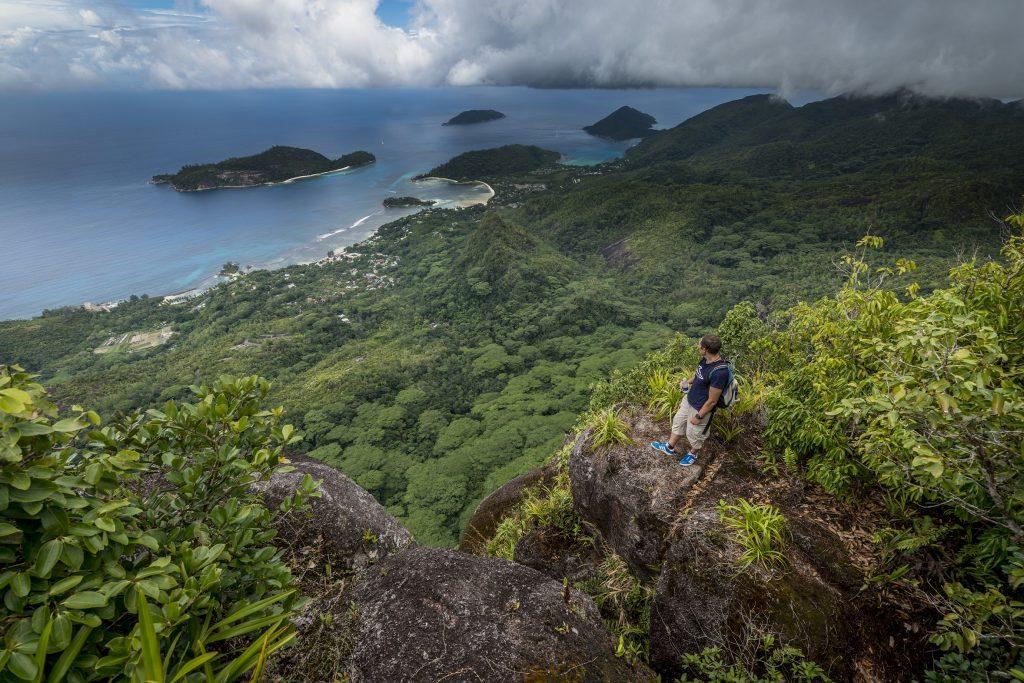 Morne Seychelles National Park. Photo credit - Chris Close