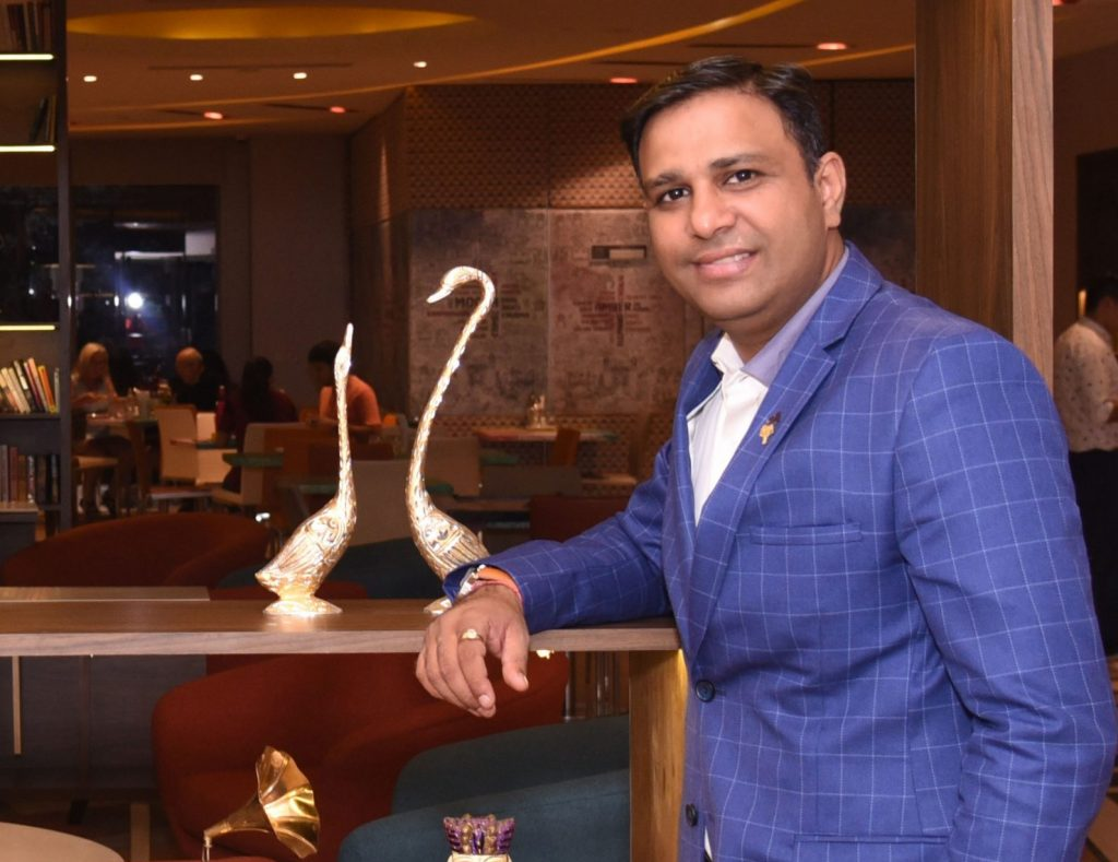 Mr. Saumitra Chaturvedi Deputy General Manager ibis New Delhi Aerocity 1 scaled e1616760105186 ibis announces new leadership appointments to head its hotels across India