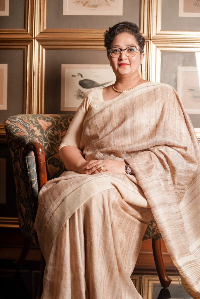 Poonam 4 Poonam Singh Veliath : Follow your heart as you take the road less travelled