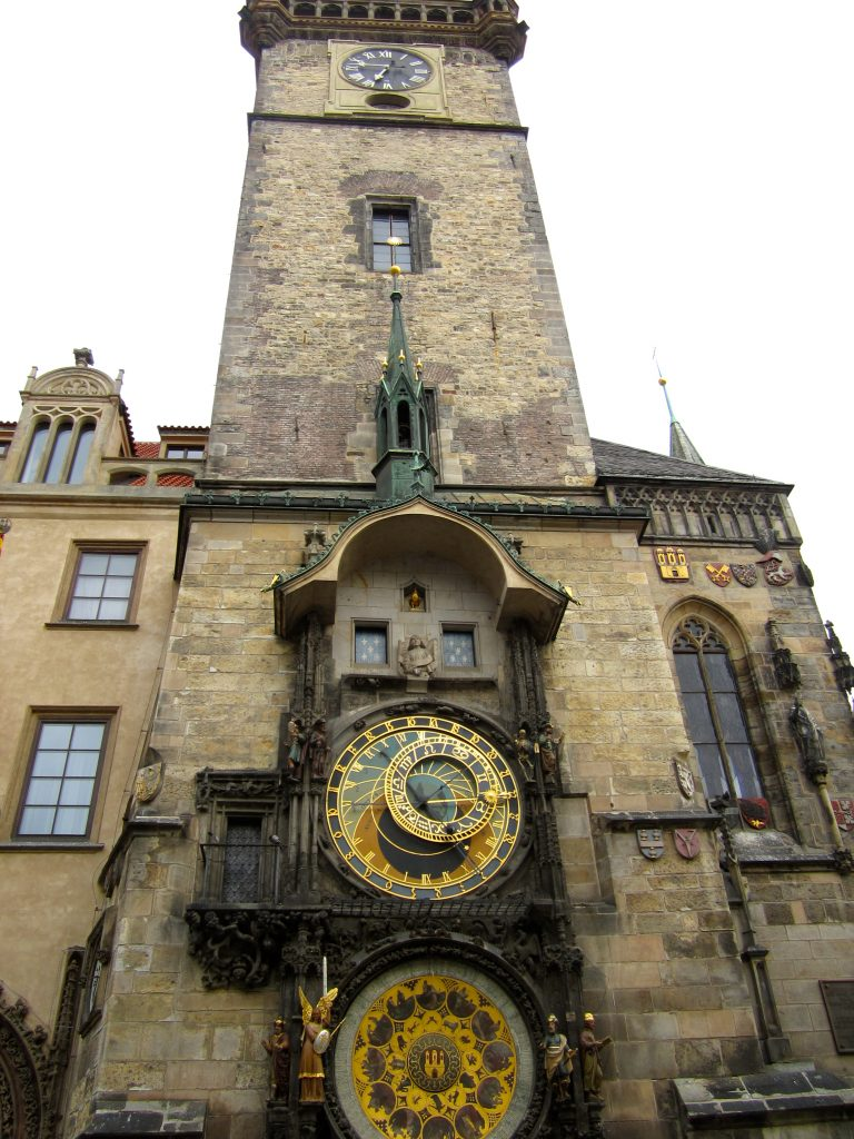 Prague1 5 Most Famous Clock Towers Of The World