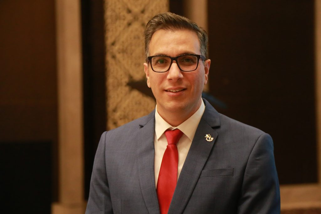 Sammy Yahia 2 Israel reopens Inbound Tourism with upbeat Global Campaign launch in Dubai