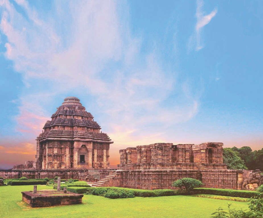 Sun Temple Top 6 ancient monuments to visit in India