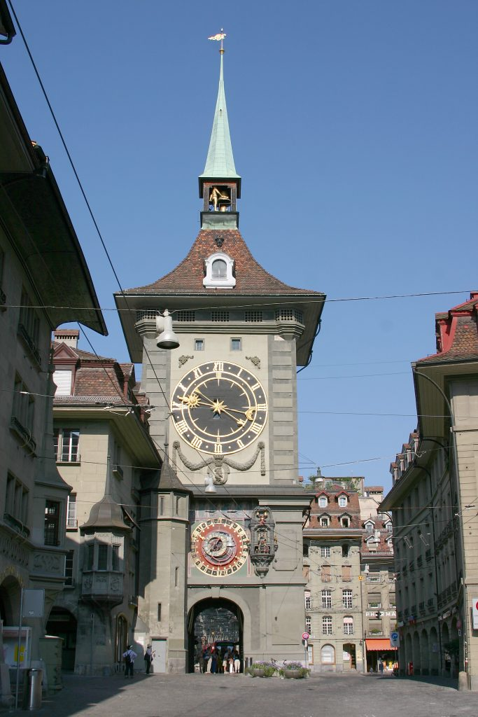 Switzerland 5 Most Famous Clock Towers Of The World