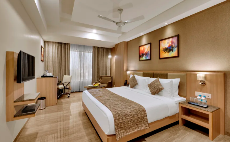 The Fern Residency Jamnagar room double Amit Mathuri appointed new General Manager at The Fern Residency, Jamnagar