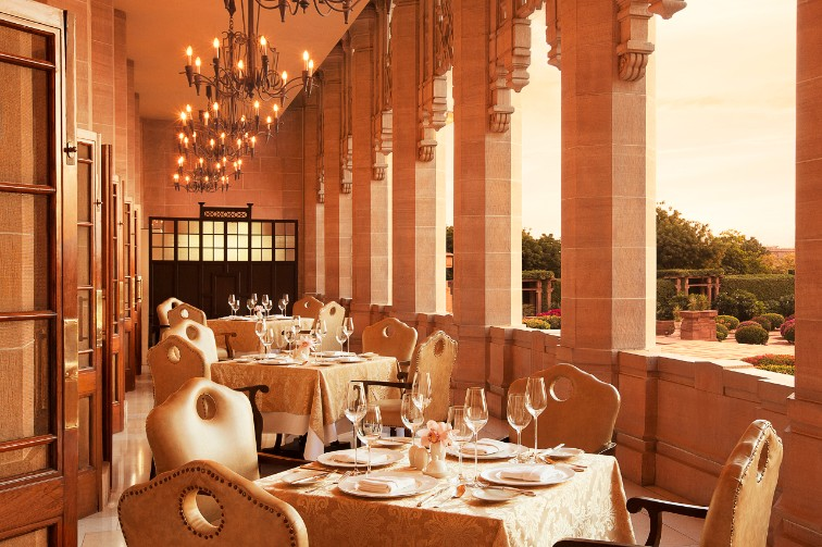 Luxury Heritage Hotels in India