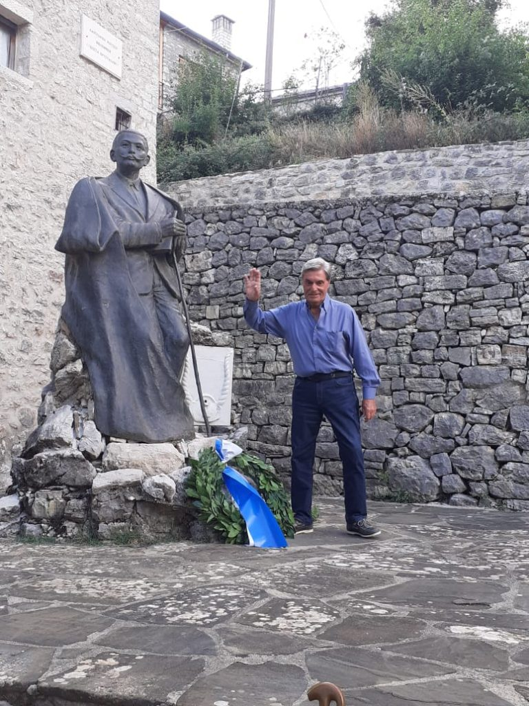 gavin syros 11 A road trip up the mountain village Syrrako in Greece
