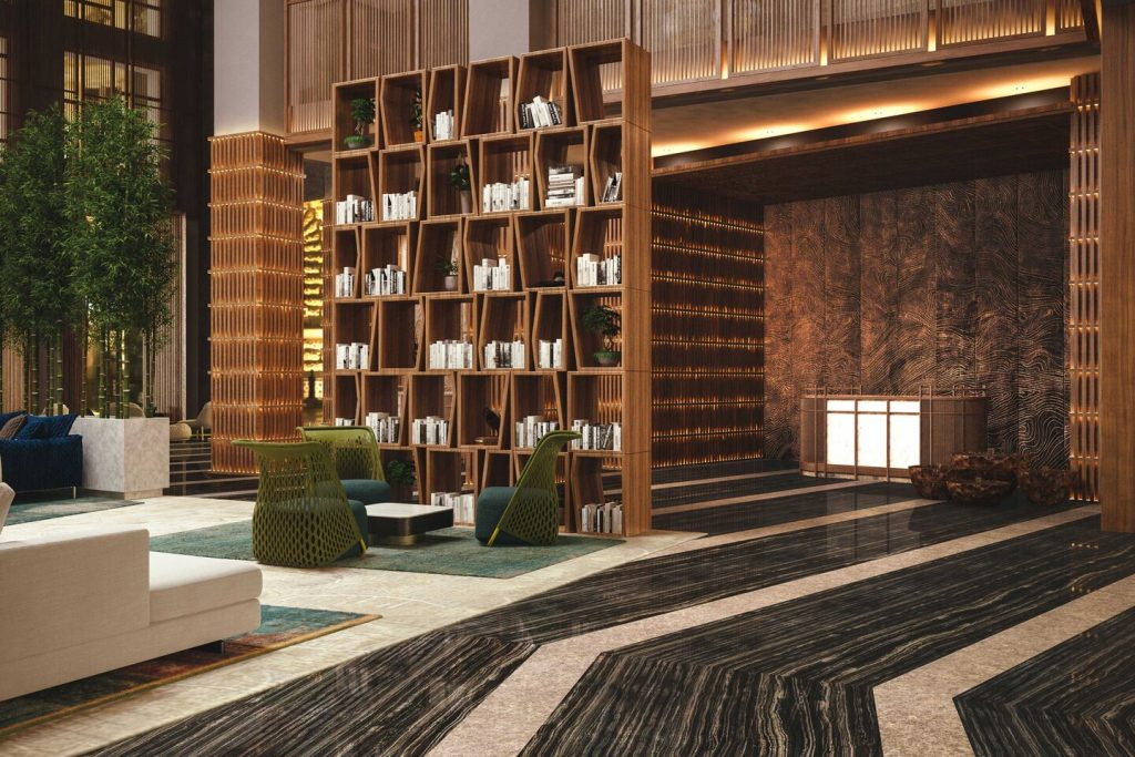 goiwi lobby 6469 hor clsc Sunil Kumar appointed General Manager at soon to launch The Westin Goa