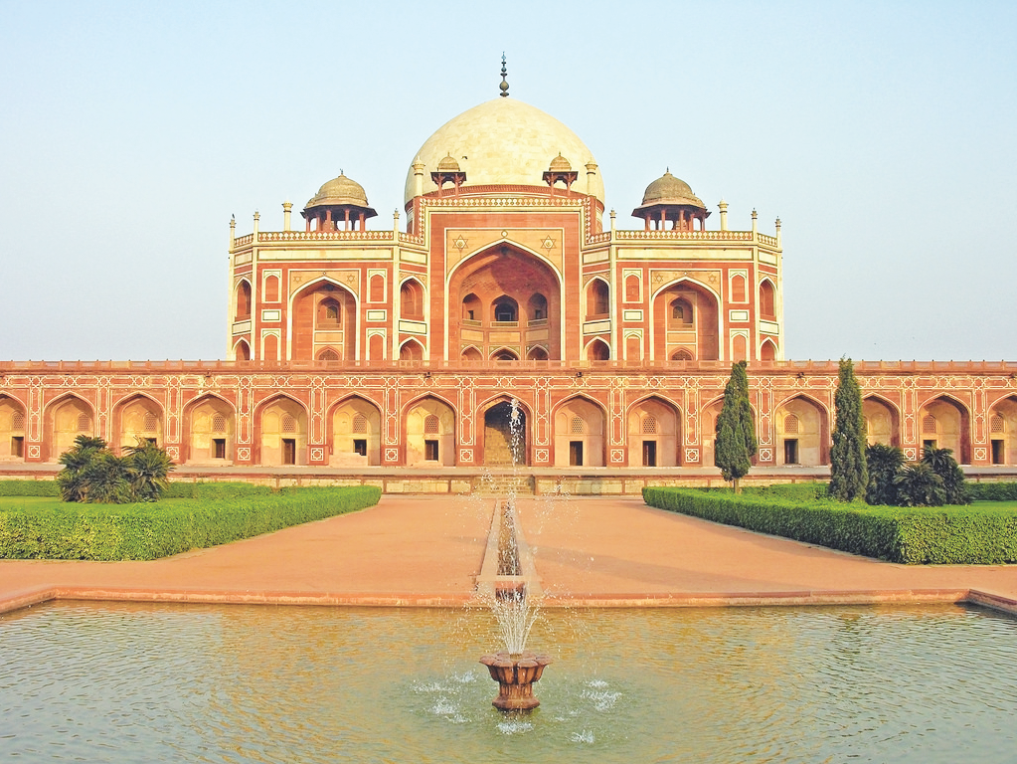 humayun Tomb Top 6 ancient monuments to visit in India