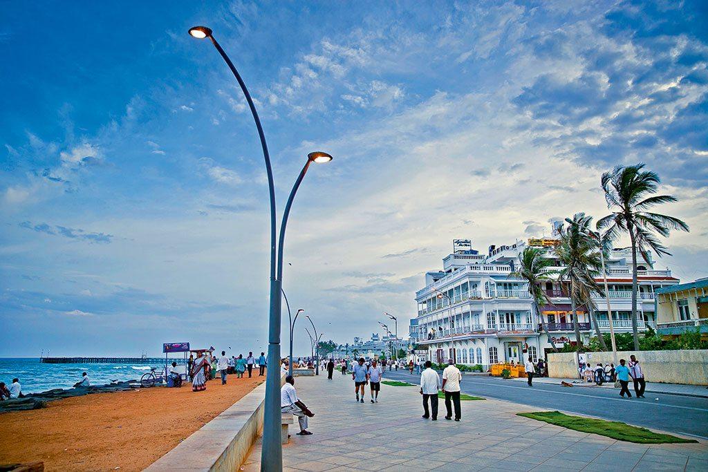 promenade 7 Best Road Trips in India