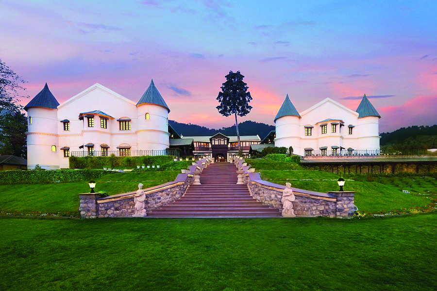 welcomhotel the savoy 1 Luxury Heritage Hotels in India