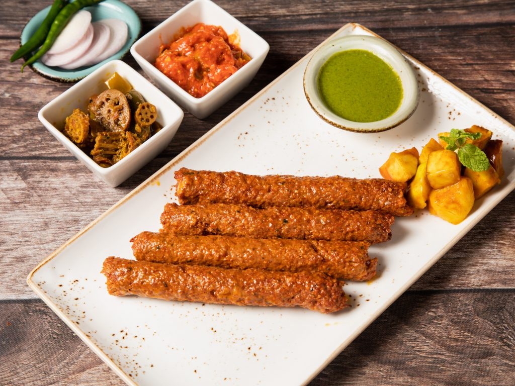 06 Lucknowi Seekh Try your hand - 20 most popular dishes at Indian weddings