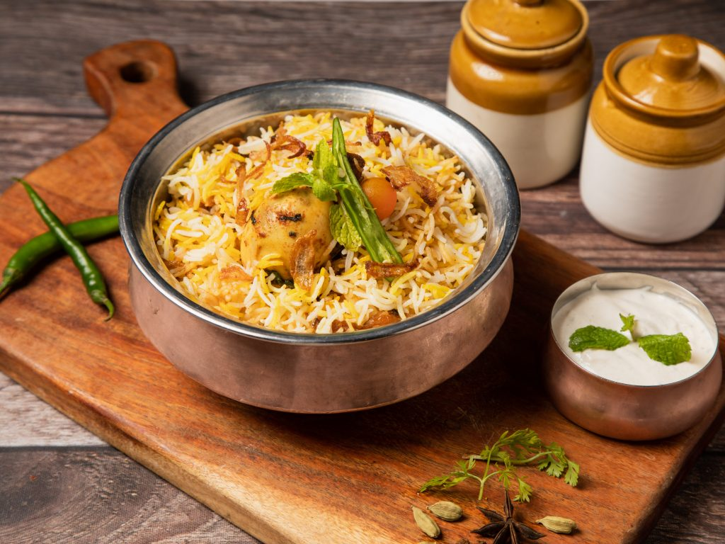 19 Murgh Masaledar Bombay Biryani Try your hand - 20 most popular dishes at Indian weddings