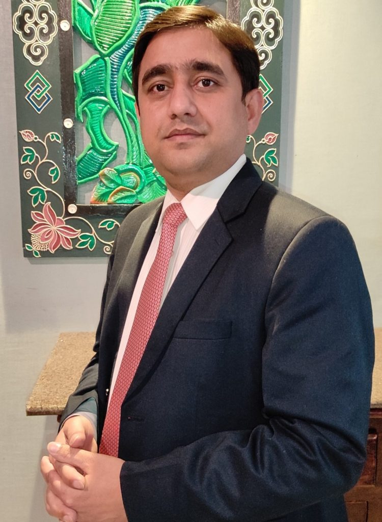 Amit Mishra TF Gangtok 1 rotated e1618826530679 Amit Mishra appointed new General Manager at The Fern Denzong Hotel & Spa, Gangtok
