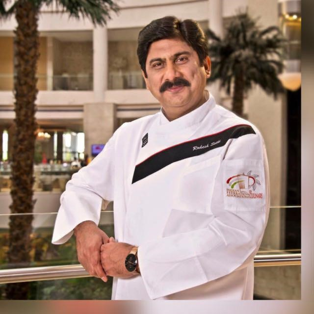 CHEFRA1 My favourite dish to cook during Navratri: Corp Exec Chef Rakesh Sethi, Radisson Hotel Group, South Asia