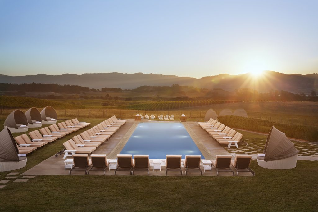 Carneros Resort Spa Beyond Green - launched on April 14 2021 as a Preferred Group entity