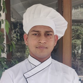 Chef Shivam copy My favourite dish to cook during Navratri: Chef Shivam Sharma, Rosakue - Bara Bungalow Gethia, Nainital