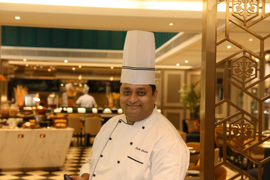 Chef Sujoy Gupta 2 Try your hand - 20 most popular dishes at Indian weddings