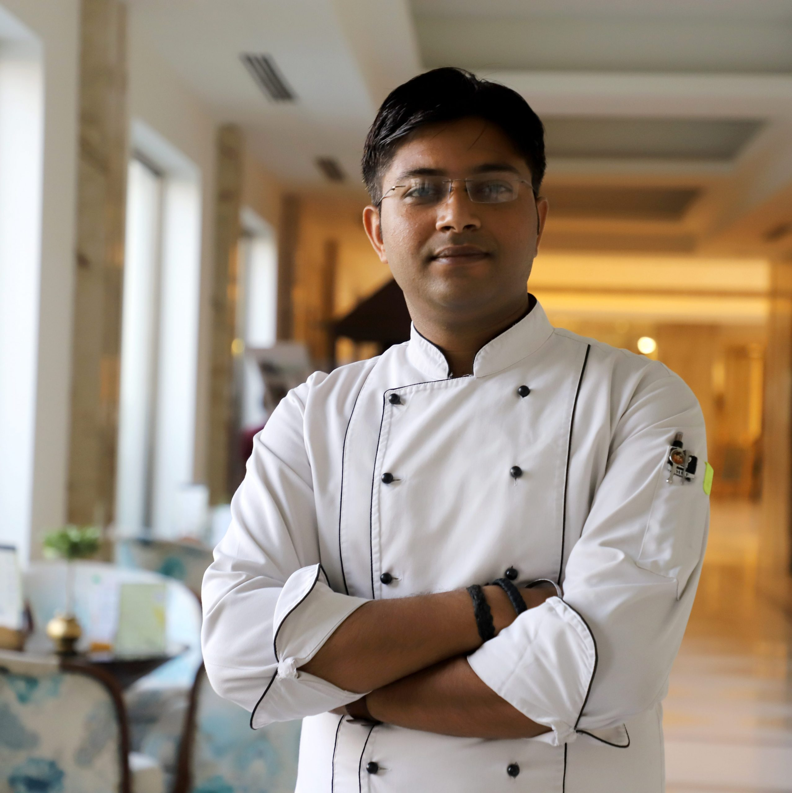 Exec Chef Avinash Kumar Ramada Lucknow edited scaled My favourite dish to cook during Navratri: Exec Chef Avinash Kumar, Ramada Lucknow