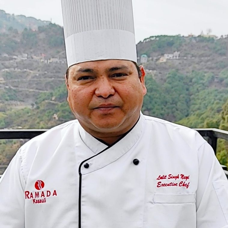 Exec Chef Lalit Singh Negi edited My favourite dish to cook during Navratri: Exec Chef Lalit Singh Negi, Ramada by Wyndham Kasauli