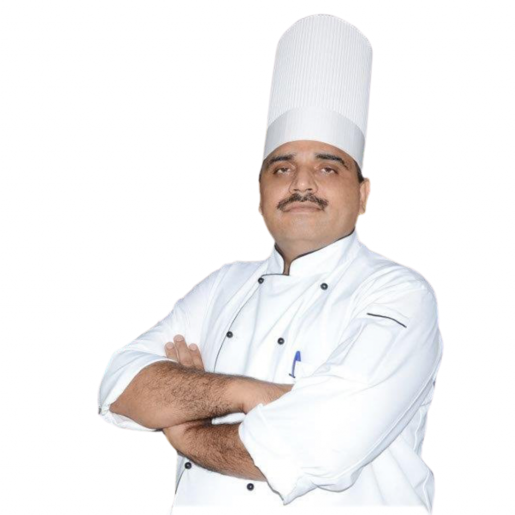Exec Chef Nagendra Singh My favourite dish to cook during Navratri: Exec Chef Nagendra Singh, Taj Mahal, Lucknow