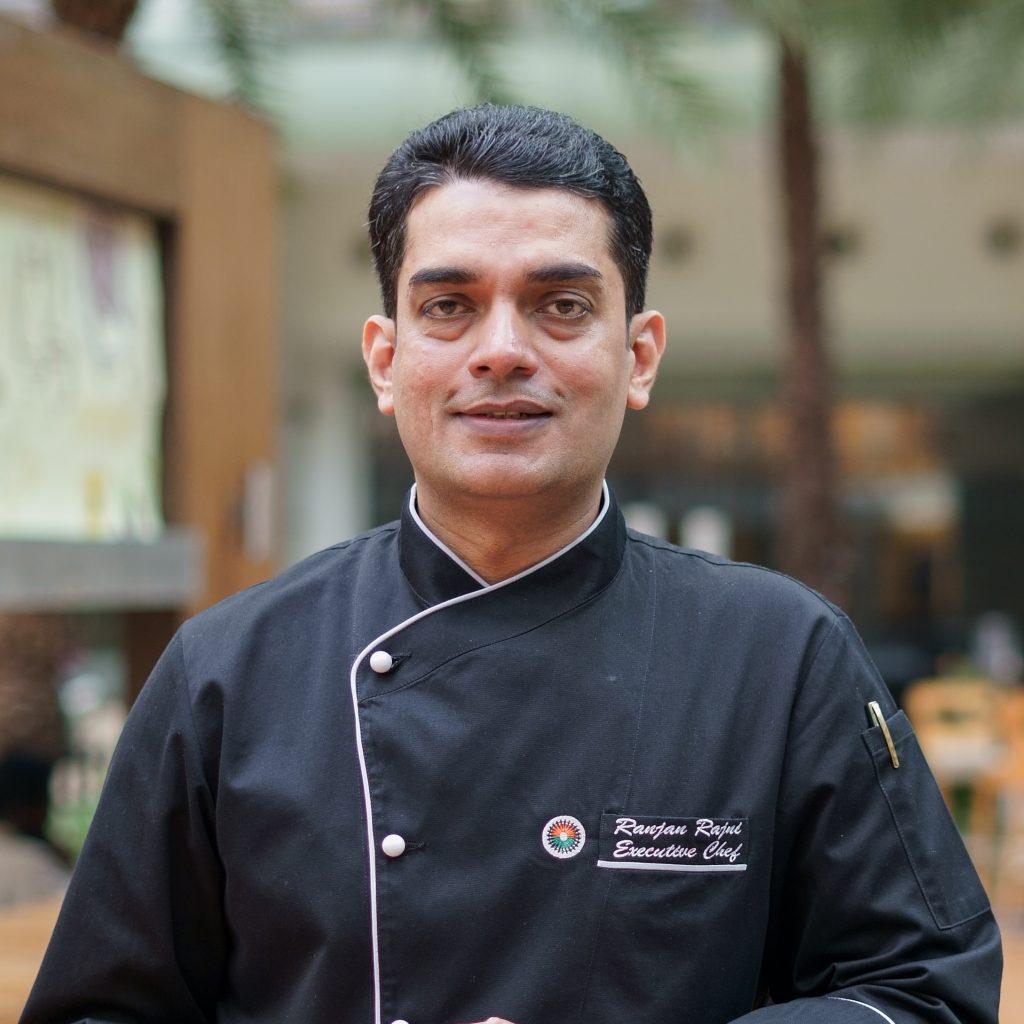 Exec Chef Ranjan Rajani My favourite dish to cook during Navratri: Exec Chef Ranjan Rajani, Hotel Sahara Star