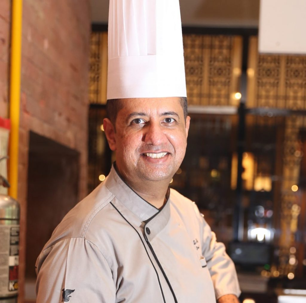 Executive Chef Sandeep Pande JW Marriott New Delhi scaled e1618902749873 My favourite dish to cook during Navratri: Exec Chef Sandeep Pande, JW Marriott New Delhi