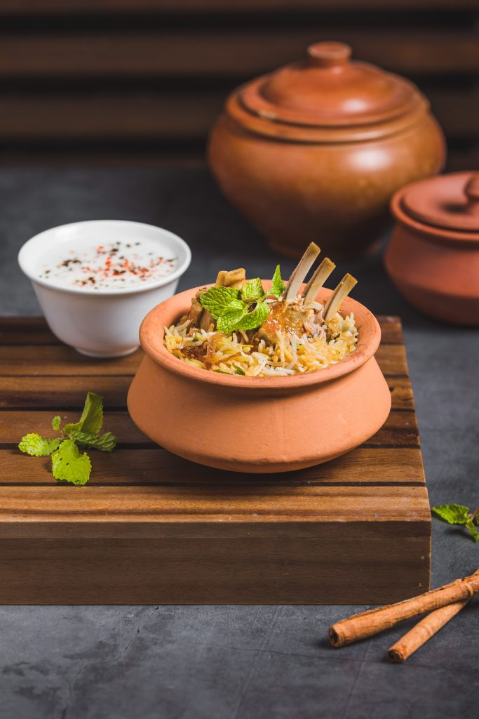 Gosht ki Biryani Try your hand - 20 most popular dishes at Indian weddings