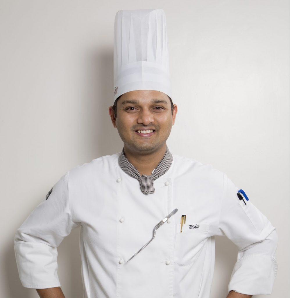 Image 1 e1618120833286 My favourite dish to cook during Navratri: Chef Mohit Tak, The Taj Mahal Hotel, New Delhi