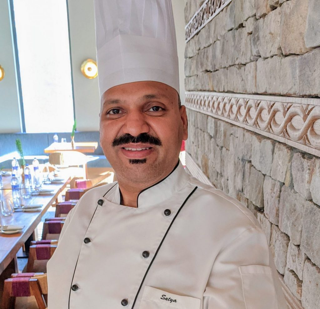 Jakhiya Arbi 2 scaled e1618564757206 My favourite dish to cook during Navratri: Exec Chef Satya Sharma, Taj Rishikesh Resort & Spa, Uttarakhand