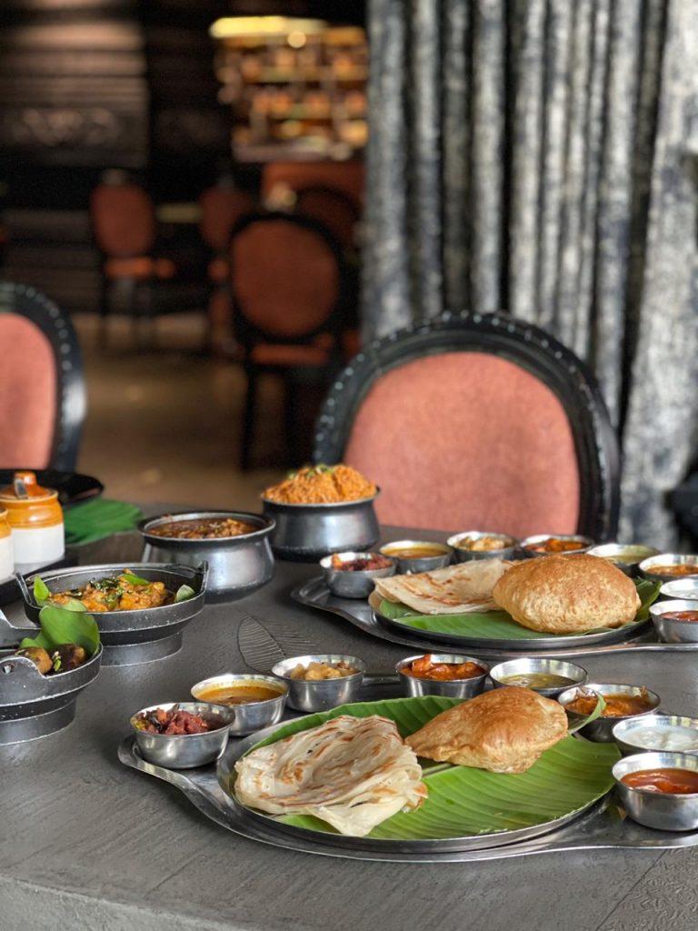 Ohris Uppu Ugadi Special Thali 1 Ugadi Vindu Bhojanam- Shad Ruchulu, a special celebration of 6 flavours at Ohri's Uppu