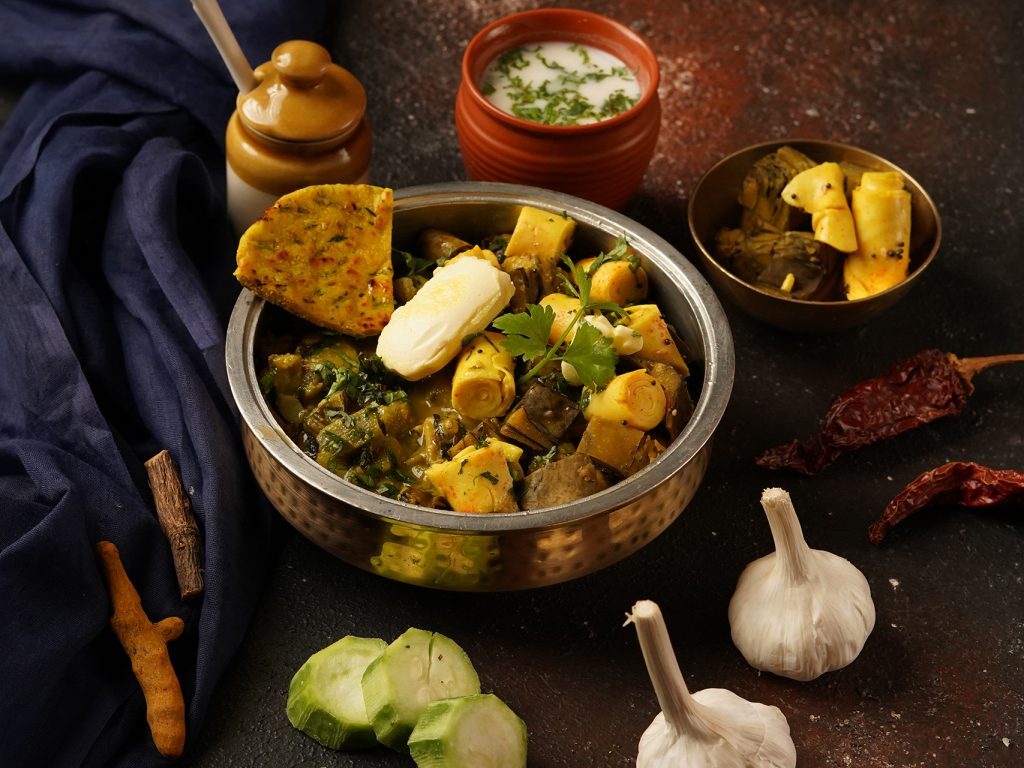 Turai Patra nu saag My favourite dish to cook during Navratri: Exec Chef Ranjan Rajani, Hotel Sahara Star