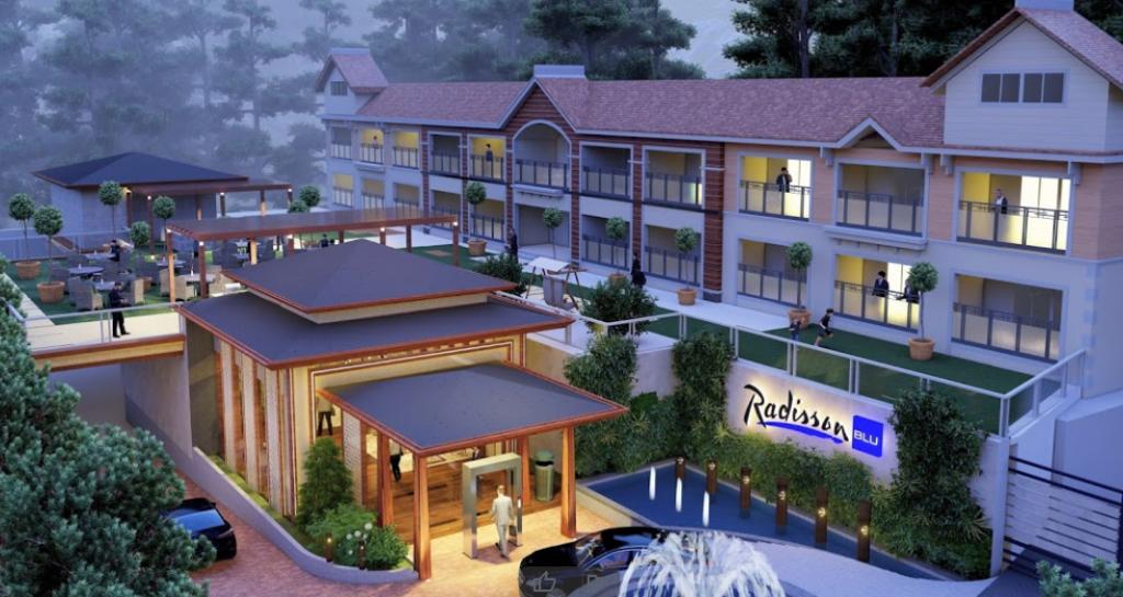 Untitled 1 Vikas Sharma appointed new General Manager at Radisson Blu Resort Dharamshala