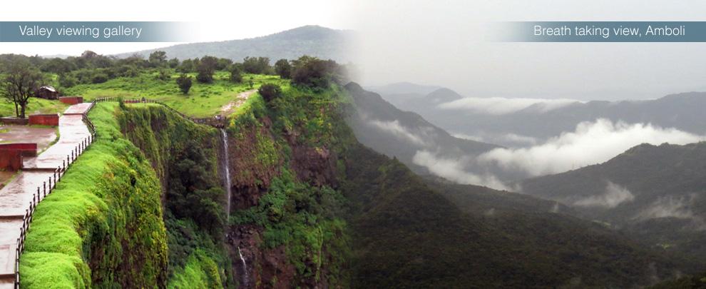 Hill stations of Maharashtra