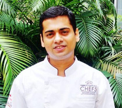 amit photo e1617968758619 My favourite dish to cook during Navratri: Exec Chef Amit Kumar, Aloft New Delhi Aerocity