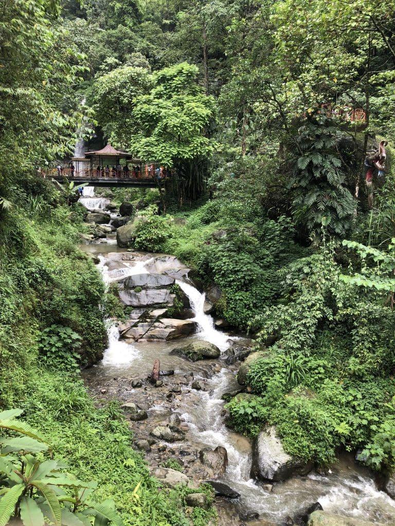 ban jhakri falls 2 Gangtok: From majestic Mountains to meditative Monasteries