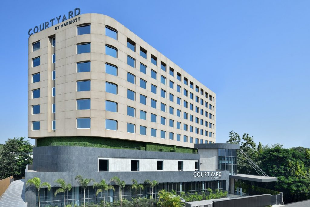 iskcn exterior 4629 hor clsc Amol More appointed new Hotel Manager at Courtyard by Marriott Nashik