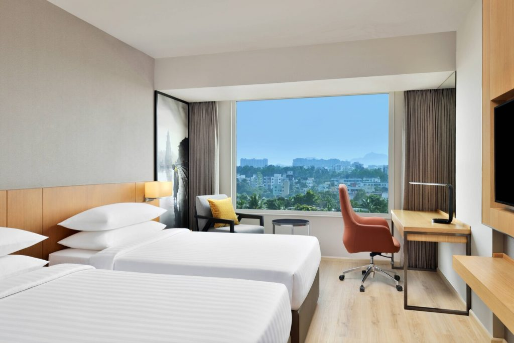 iskcn twin deluxe 4635 hor clsc 1 Amol More appointed new Hotel Manager at Courtyard by Marriott Nashik