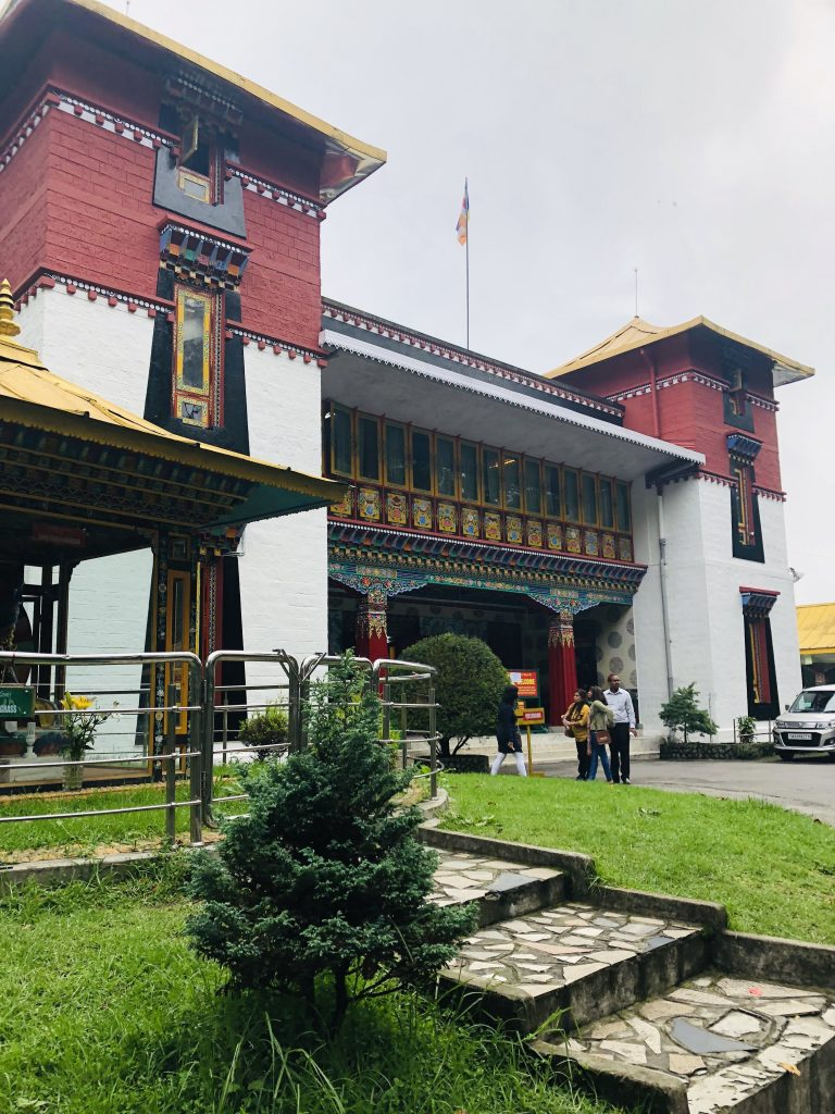 namgyal Gangtok: From majestic Mountains to meditative Monasteries